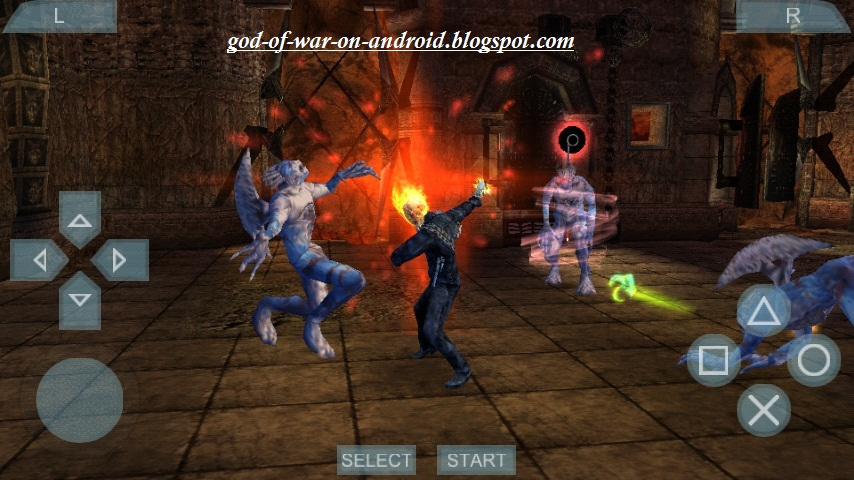 Ghostrider Online Game