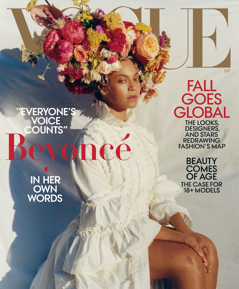 Vogue September 2018 Cover