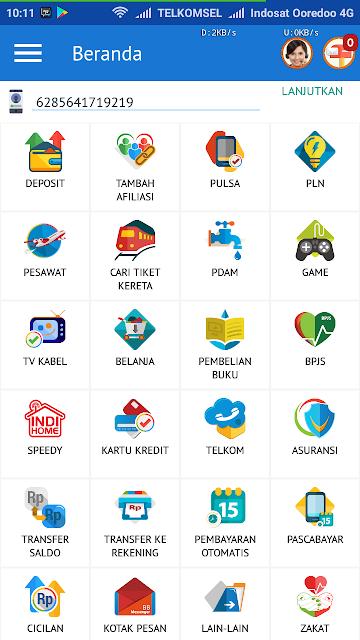 produk dan layanan pembayaran bebasbayar - jamhuriweb