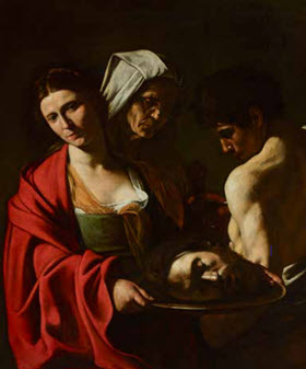Exposición 'De Caravaggio a Bernini' en el Palacio Real de Madrid
