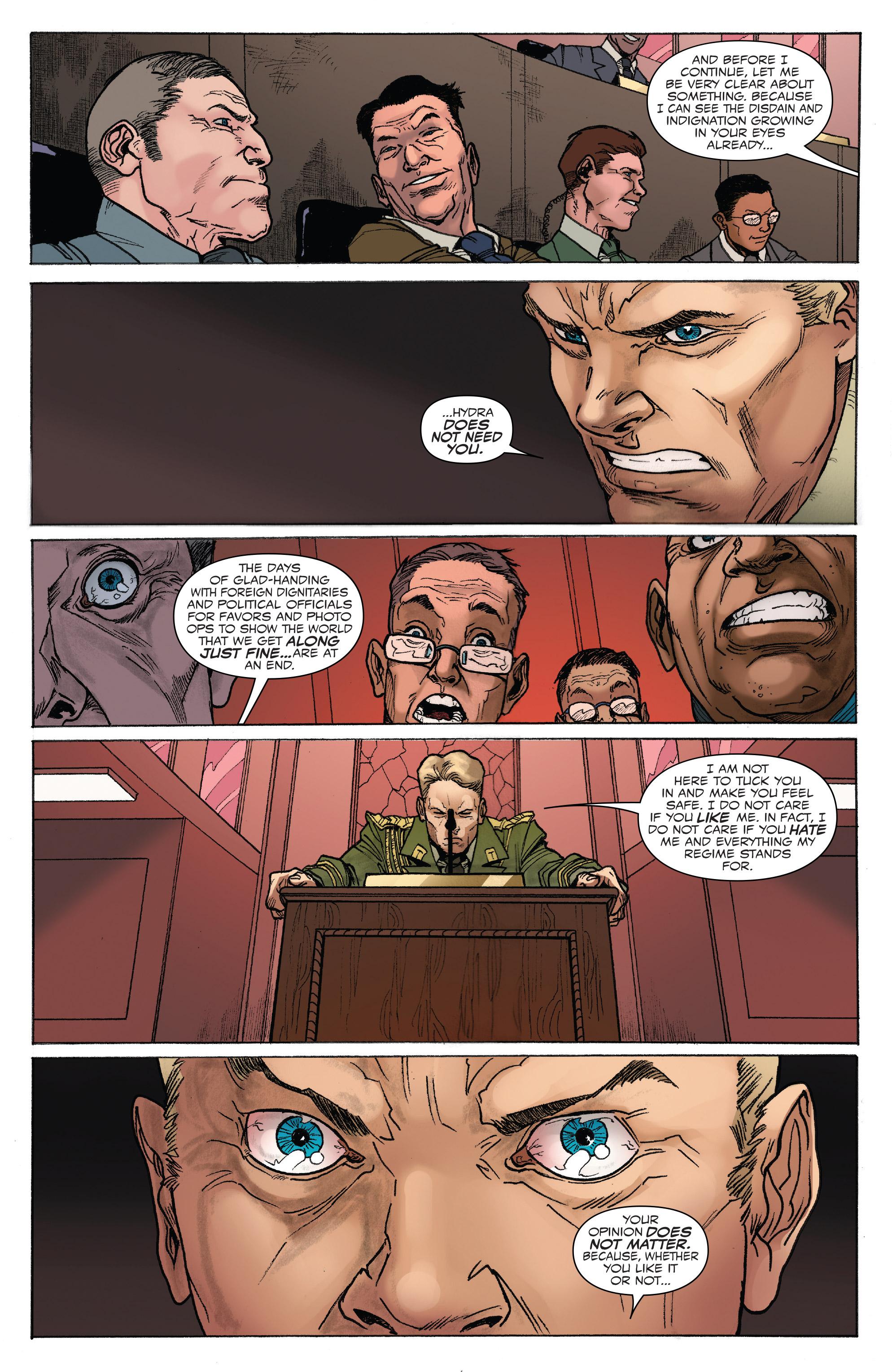 Read online Captain America: Steve Rogers comic -  Issue #18 - 11