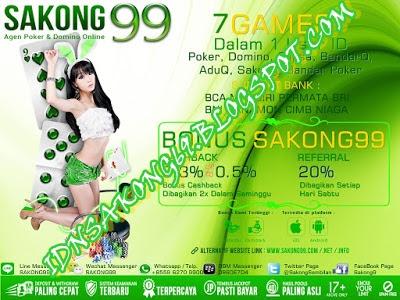 Cara Hack JACKPOT Domino Di Sakong99 100% Work