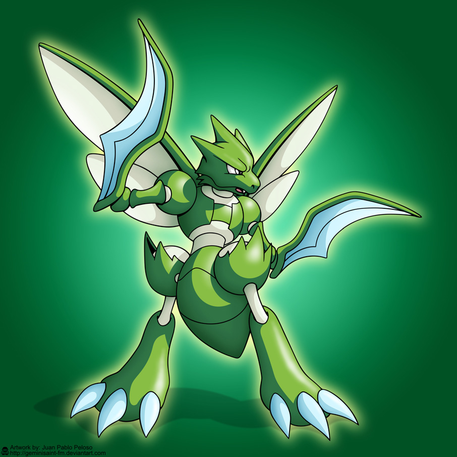 scyther 2 pokemon - photo #17