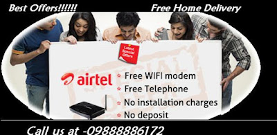 Airtel Broadband Mohali has exciting data plans to offer, what's your plan