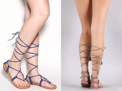 Sepatu wanita trend 2016