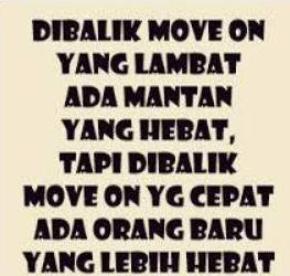 Perkataan Perkataan Move On