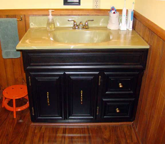 cabinet_makeover vanity_makeover cabinet_refinish