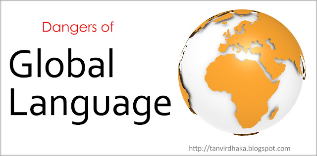 Dangers of Global Language