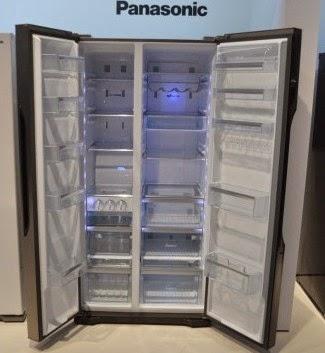 On Sale Refrigerator And Freezer Panasonic Christmas