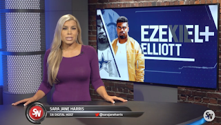 Cowboys' Ezekiel Elliott Accused Of Domestic Violence Via Graphic Instagram Posts