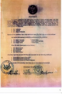 Terbongkar Sudah.!!! Ternyata Selama Ini Amerika Memiliki Hutang 57 ribu Ton Emas Kepada Indonesia !
