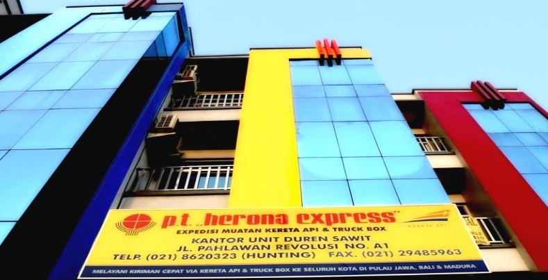 Alamat Lengkap Dan Nomor Telepon Herona Express Se Jawa, Bali Dan Madura