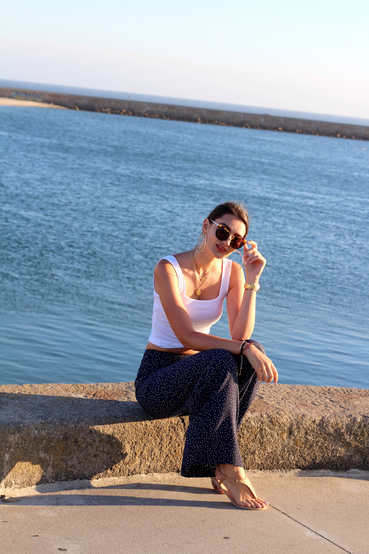 peexo fashion blogger summer style