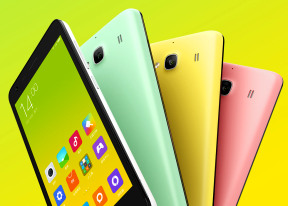 Ilustrasi Xiaomi Redmi 2