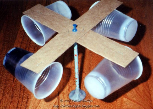 Science Fair Build Wind
