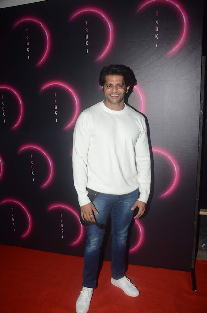Karanvir Bohra at the launch of Tsuki at Juhu Tara Road