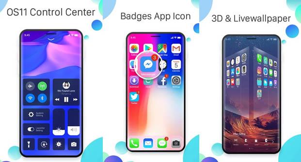 Launcher iPhone Untuk Android Terbaik