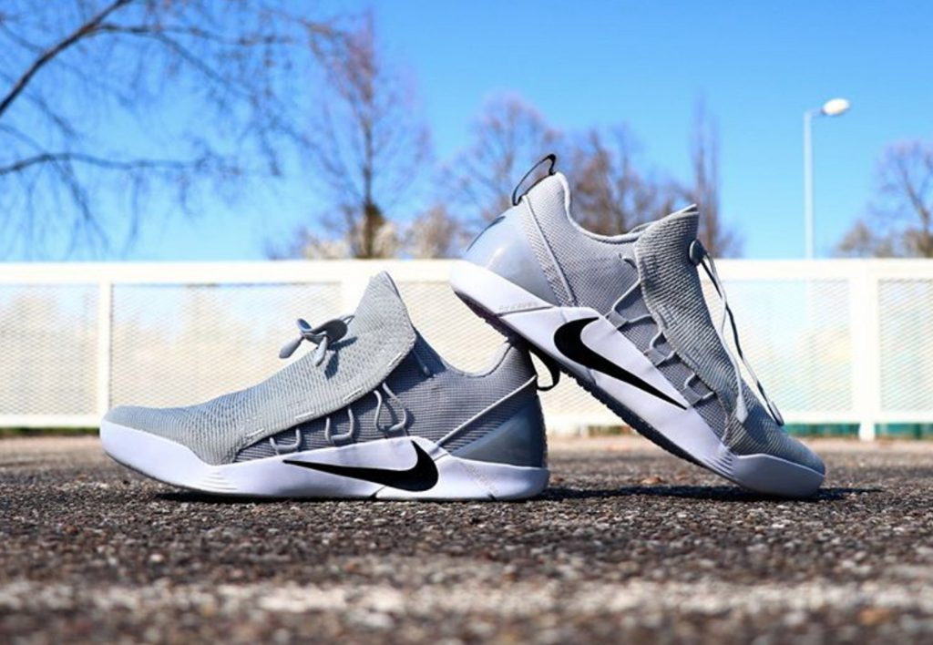 Here are on-foot images of the Kobe A.D. NXT. This has more of a lifestyle  shoe vibe with the silhouette taking some design elements of a performance  model ...