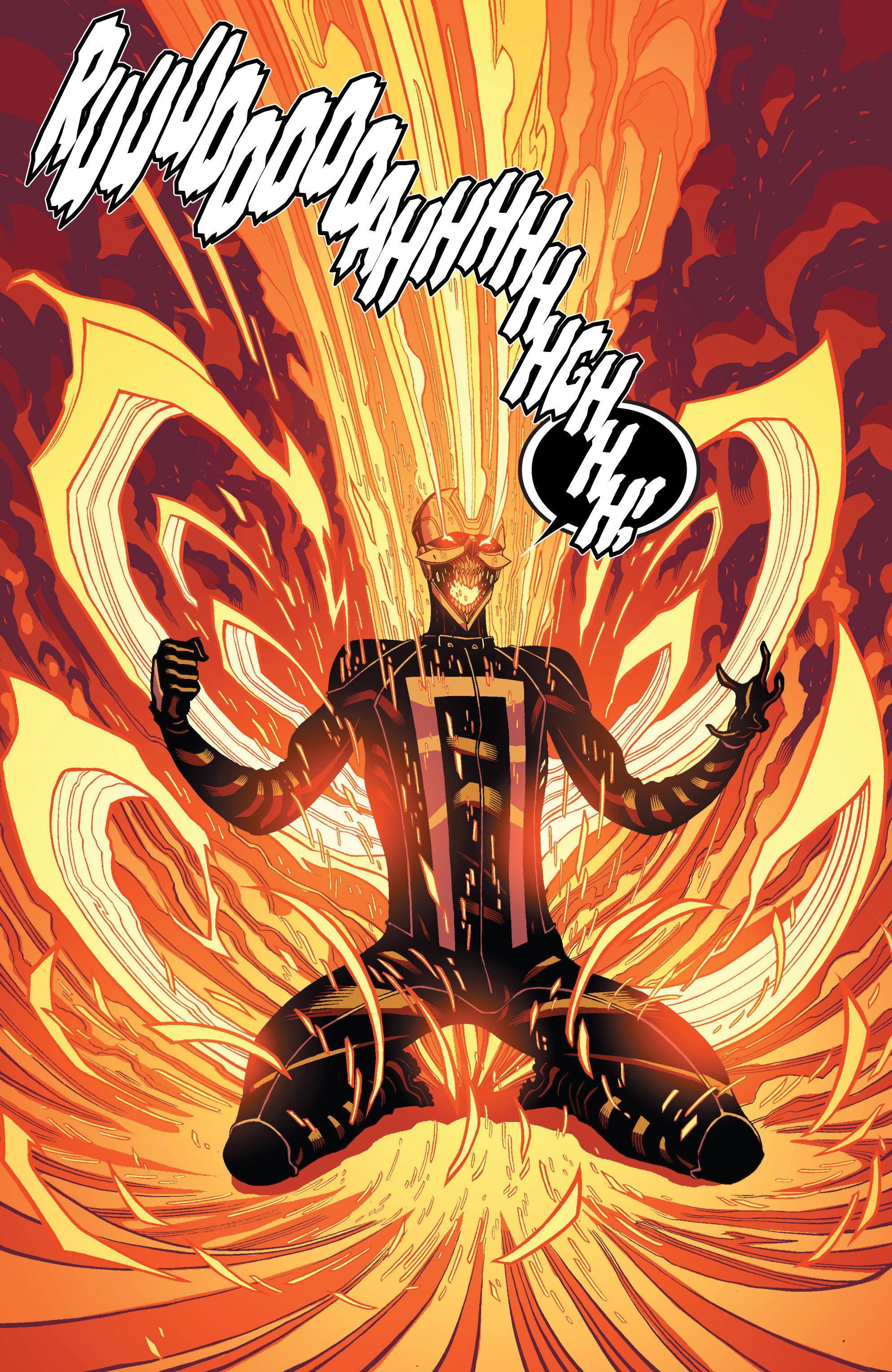 Read online All-New Ghost Rider comic -  Issue #1 - 21