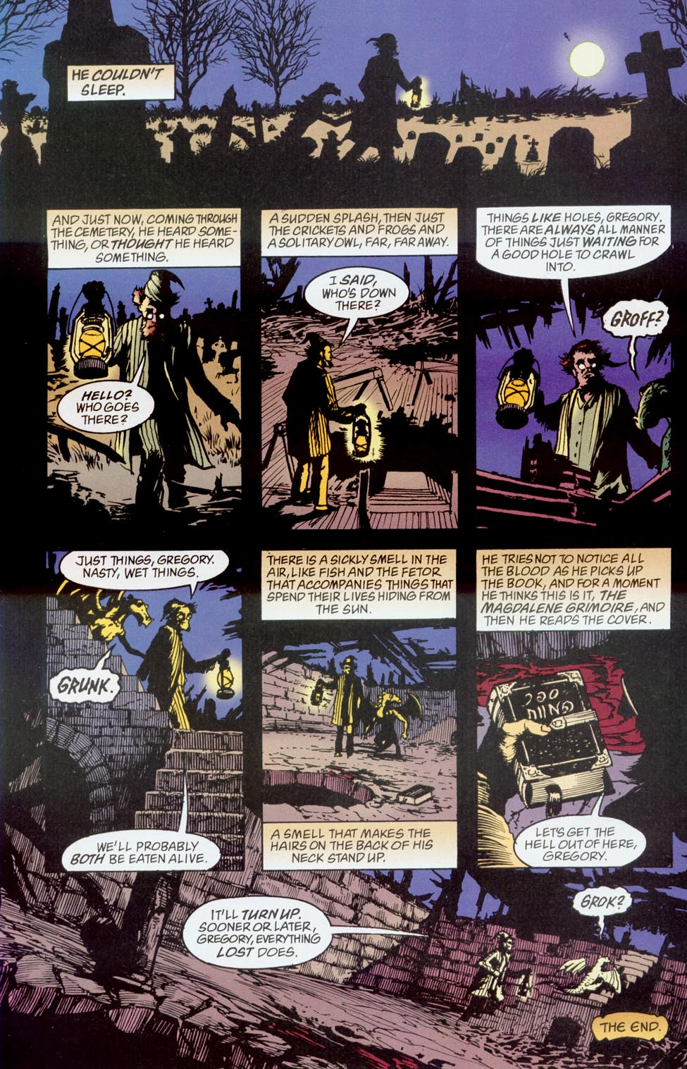 The Dreaming (1996) issue 33 - Page 22