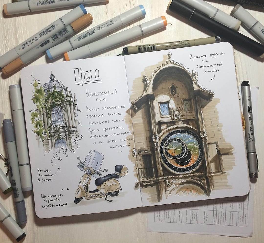08-Ekaterina-Surikat-Interior-Design-Architecture-and-Travel-Journals-Drawings-www-designstack-co