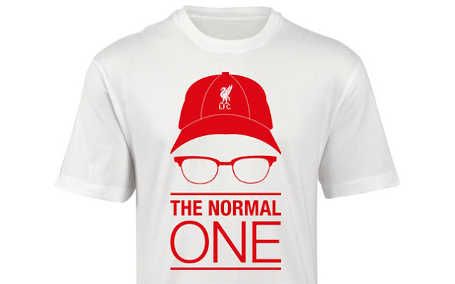 "La camiseta del ""Normal Man"" triunfa en Liverpool"