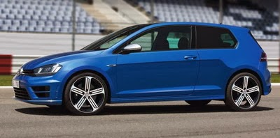 VW Golf R Evo