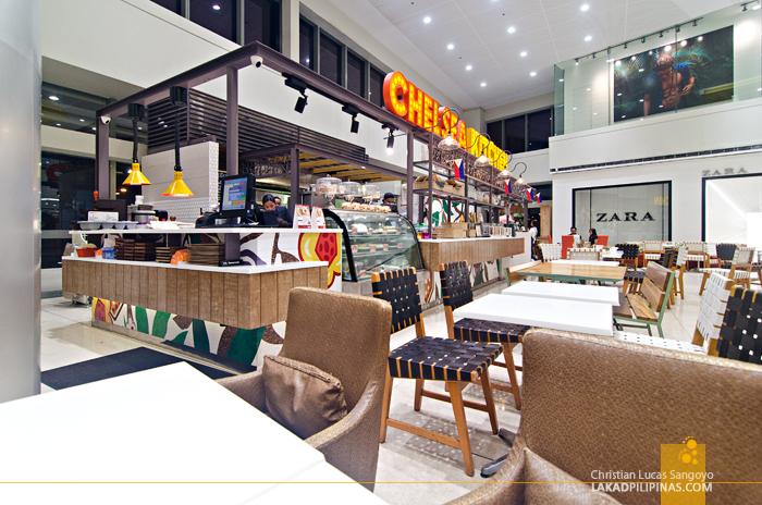Chelsea Kitchen Megamall Dining Area