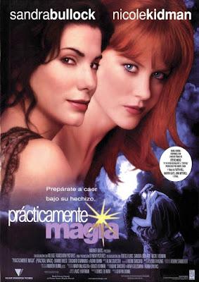Practical Magic 1998 DVD R1 NTSC Latino