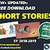 SHORT STORIES (English and Tagalog)