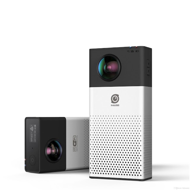 Insta360 One 4K 360 camera