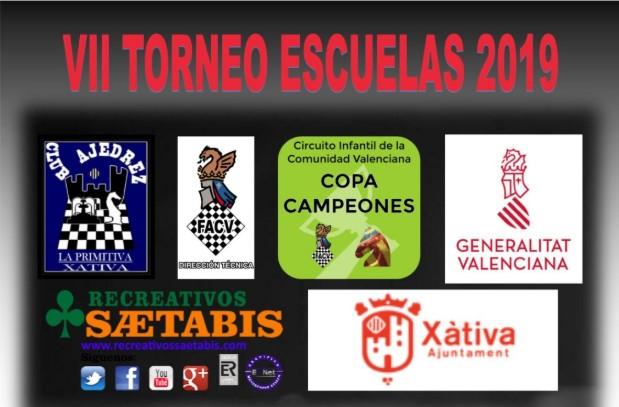 30 junio, Torneo escuelas 2019 (Xàtiva, CCI, Sub-16)