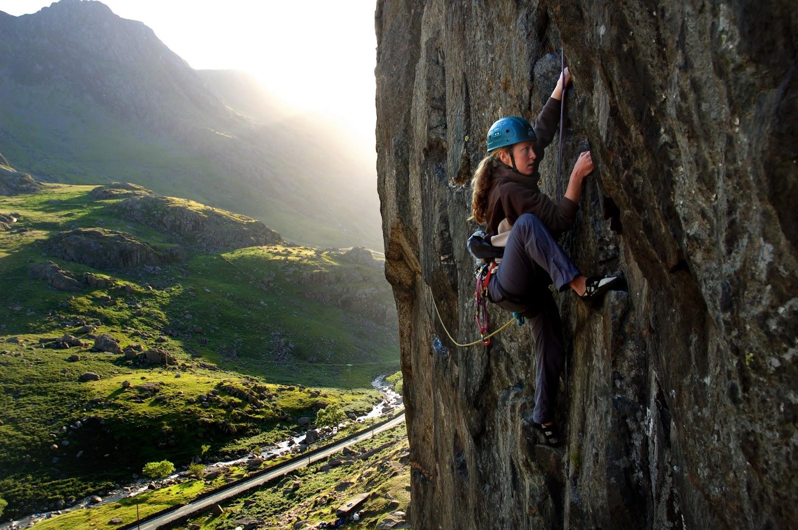 Brant VS Clogwyn Y Grochan Llanberis Pass