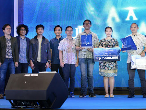 Pemenang Anugerah Budaya Maritim Kemendikbud 2017
