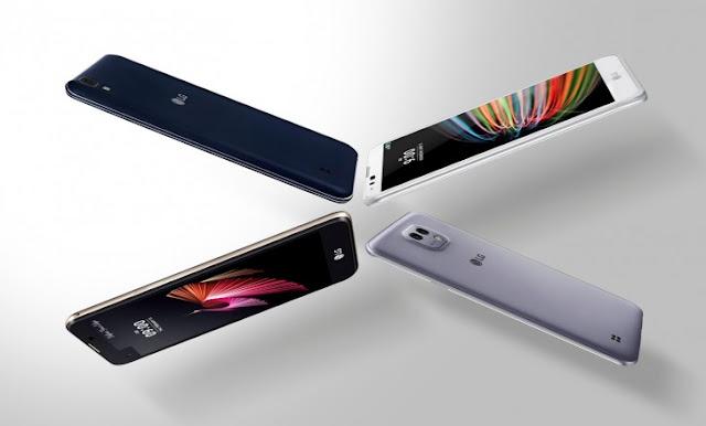 "LG X mach akan memiliki 5,5 ""layar QHD, kamera piksel 12.3MP"