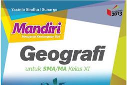 Materi Geografi Kelas 11 Semester 1 dan 2 Kurikulum 2013