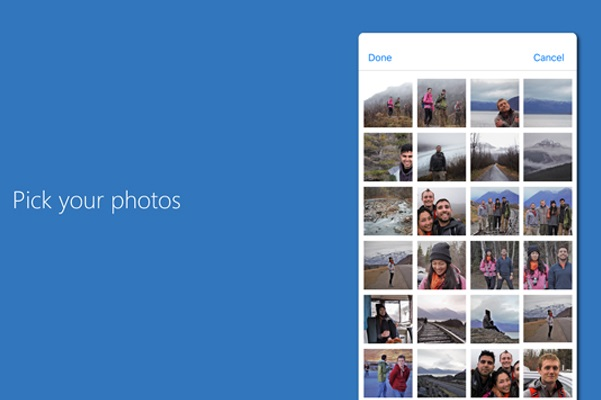 Microsoft's Photos Companion app for Android and iOS released