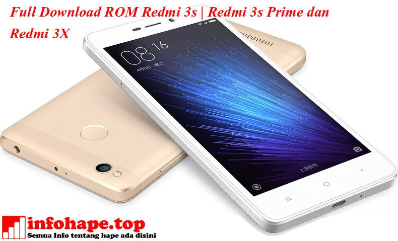 Mi Redmi 3S Prime Rom Download — TTCT