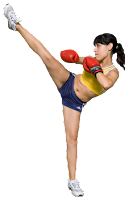 Ejercicios de Kick Boxing para practicar en Casa y Perder Grasa