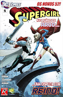 Os Novos 52! Supergirl #5