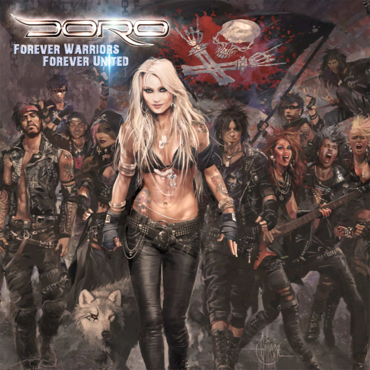 DORO - Forever Warriors / Forever United (2018) full