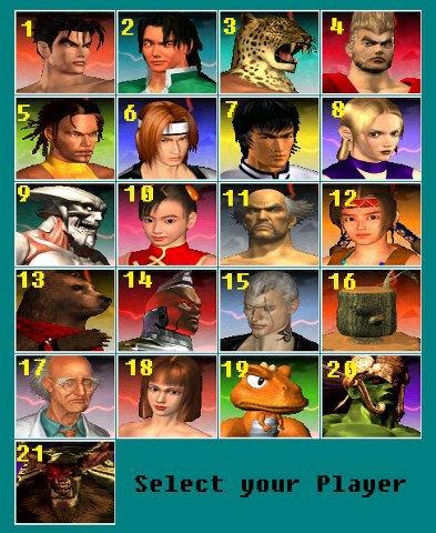 Best Software Games And Hd Wallpapers Tekken Full Parts