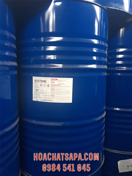 Dung môi Acetone | Dymethyl Ketone | ACE hàng nhập