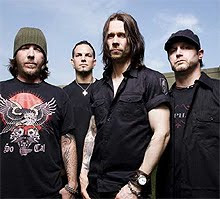 Conciertos de Alter Bridge en Madrid y Barcelona en junio