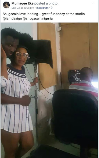 Muma Gee debunks dating speculation after sharing photo with a younger man