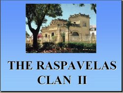 The Raspavelas Clan II