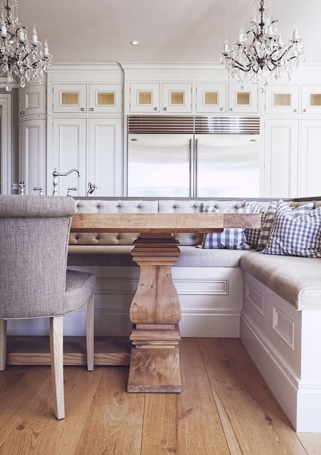 Interior Design A Coastal Hideaway in Sandbanks by Hayburn Co._ {Cool Chic Style Fashion}