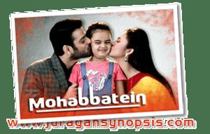 Mohabbatein episode 1402