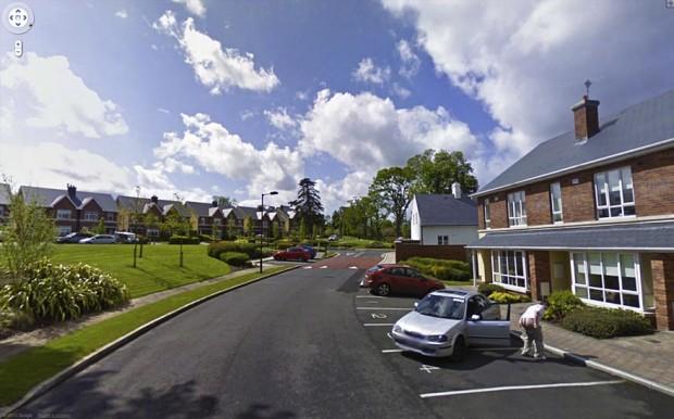 Hilarious Google Street View Photos