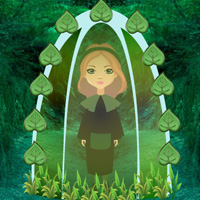 WOW Deep Forest Girl Rescue